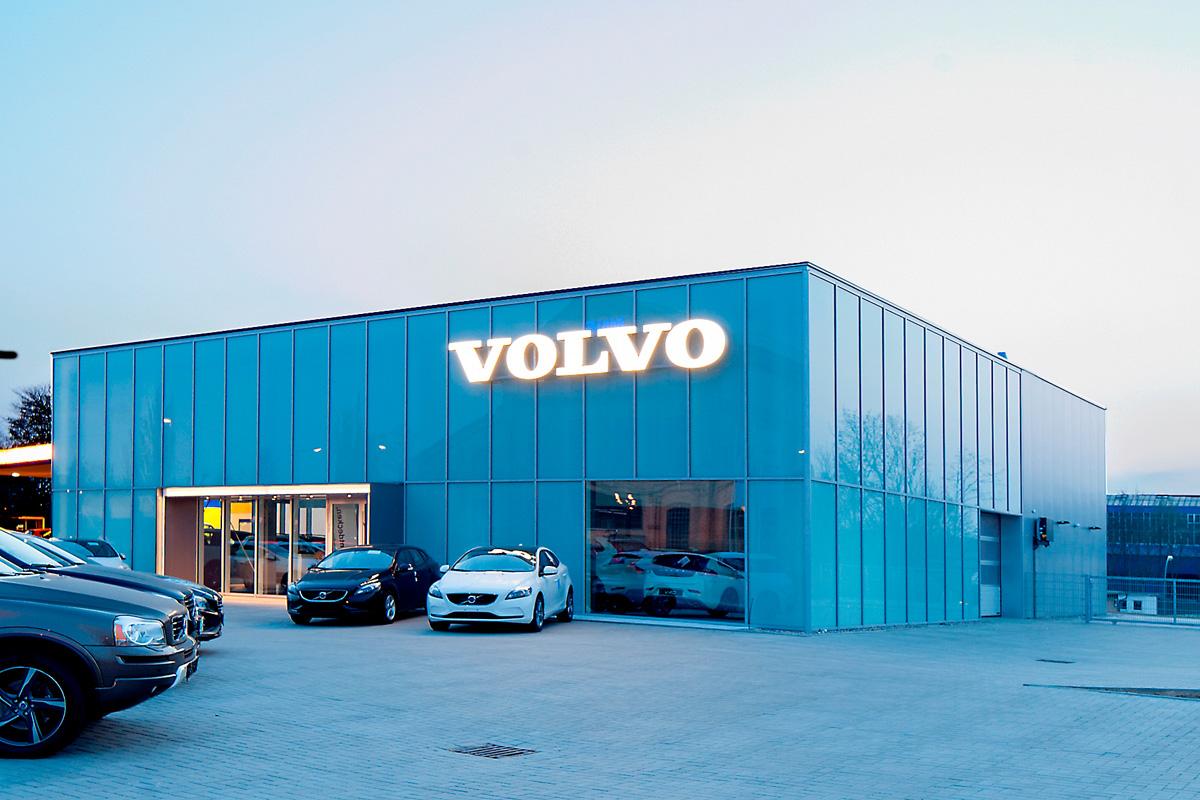 Volvo Construction Consultancy - INTEC ARCHITEKTUR